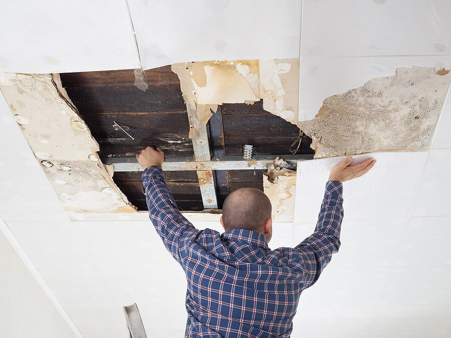 temporary roof leak patch